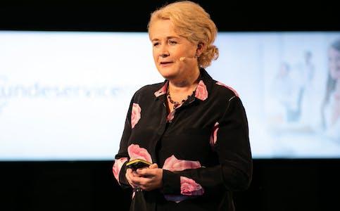 Katarina Lalander Hamnes er bedriftsrådgiver og brenner for å skape kundebegeistring.