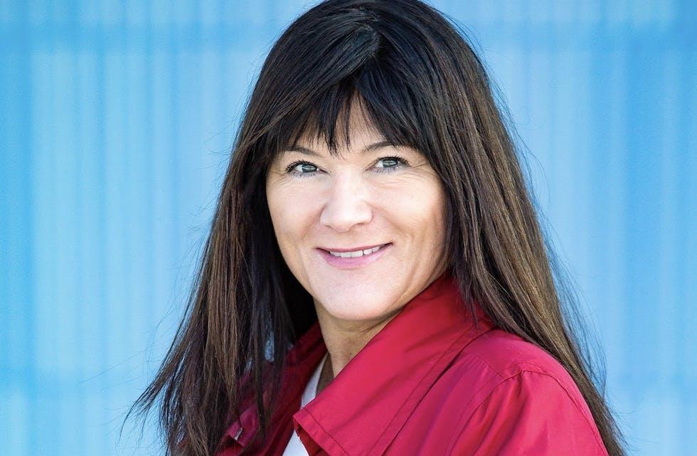 Trine Rode Kristiansen, kursleder innen kundeservice gjennom mange år