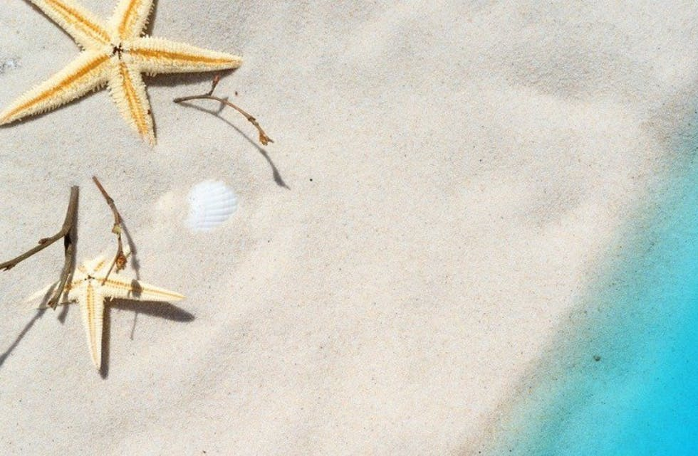 Strandbilde