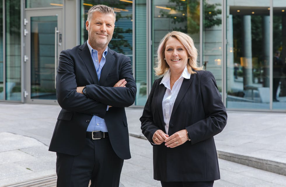 Daglig leder Sven Øvergaard og redaktør Corinne Fjellås tror mange blir positivt overrasket den nye nettsiden