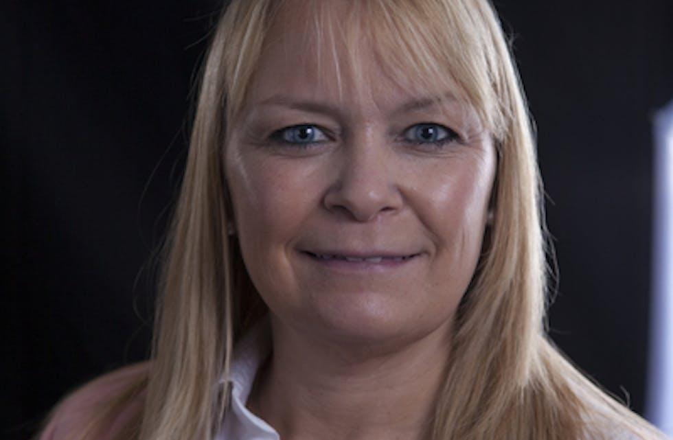 Nina Bjørlo i DHL